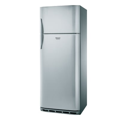 Frigorifero libera installazione frigorifero 2 porte HOTPOINT BDC M 45 AA V IX/HA destra
