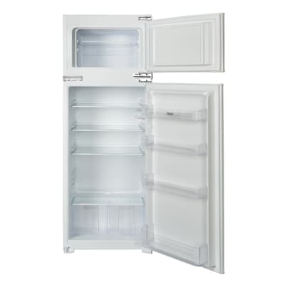 Frigorifero a incasso frigorifero 2 porte DE LONGHI F6DP214 reversibile