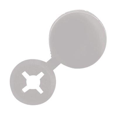 Copri rivetti in plastica L 9 x H 9 mm Ø 9 mm 30 pezzi