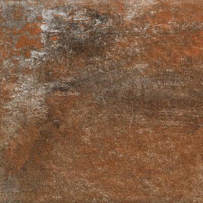 Piastrella Dolmen H 15 x L 15 cm PEI 4/5 rosso