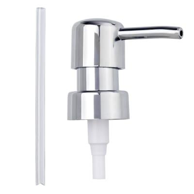 Dispenser sapone cromato
