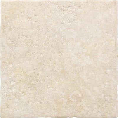 Piastrella Trani H 21.8 x L 21.8 cm PEI 5/5 avorio