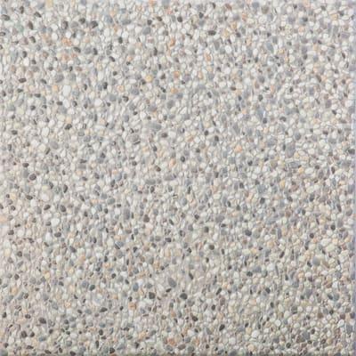 Piastrella Sassi H 43 x L 43 cm PEI 4/5 grigio