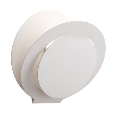 Applique Cinzia bianco, in metallo, LED integrato 7W