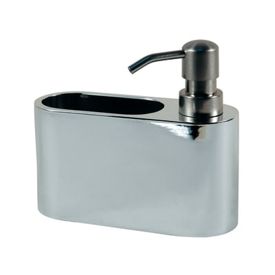 Dispenser per detersivo liquido inox