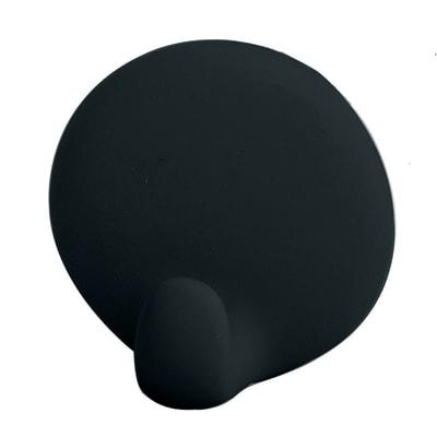 Gancio in polietilene nero