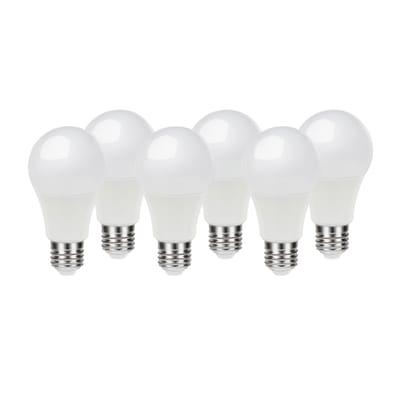Lampadina LED E27 standard bianco caldo 12W = 1521LM (equiv 100W) 220° LEXMAN