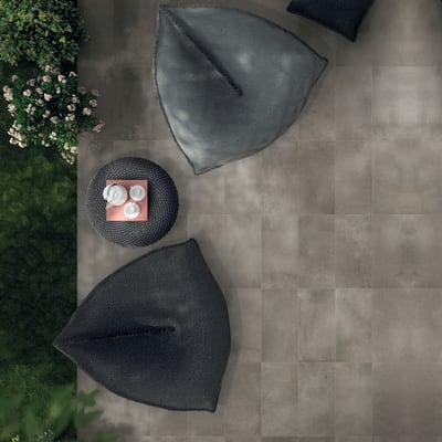 Piastrella Urban Concrete H 30 x L 60 cm PEI 4/5 antracite
