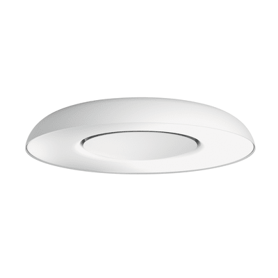 Plafoniera Still Hue bianco, in plastica, 34.8x34.8 cm, LED integrato 32W 2400LM IP20 PHILIPS HUE
