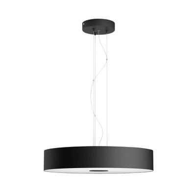 Lampadario Design Fair LED integrato bianco, in metallo, L. 44.4 cm, PHILIPS HUE