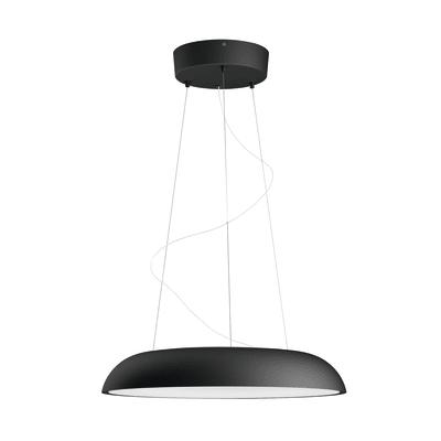 Lampadario Amaze bianco, in sintetico, diam. 43.4 cm, LED integrato 39W 3000LM IP20 PHILIPS HUE