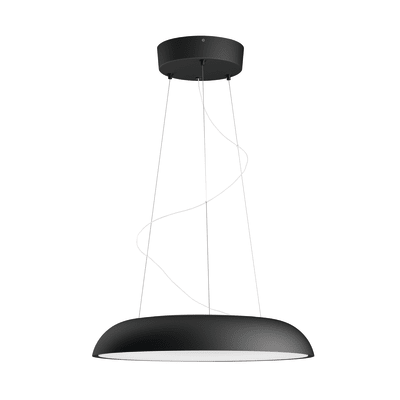 Lampadario Design Amaze LED integrato bianco, in sintetico, L. 43.4 cm, PHILIPS HUE