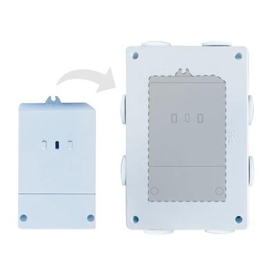 Emittente wireless per gestione luci e prese
