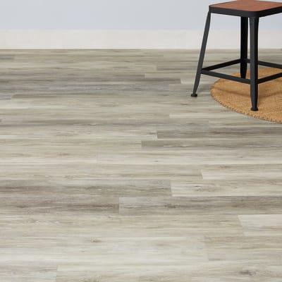 Pavimento pvc adesivo Helix Sp 2 mm grigio / argento