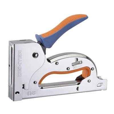 Spillatrice manuale DEXTER per graffe da 6-14 mm
