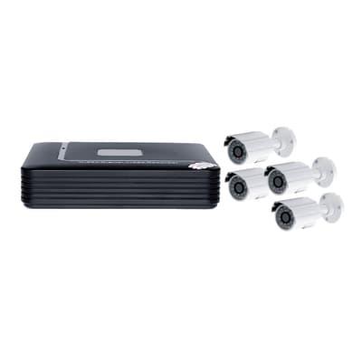 Kit di videosorveglianza ISNATCH 67390038