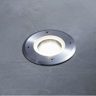 Faretto Da Incasso Da Esterno Atlanta In Alluminio Inox