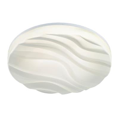 Plafoniera Giant bianco, in acrilico, 10x70 cm, LED integrato 40W 3180LM IP20 WOFI