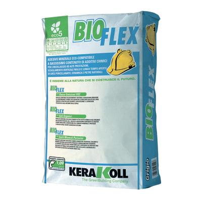 Colla in polvere Bioflex KERAKOLL 25 kg grigio