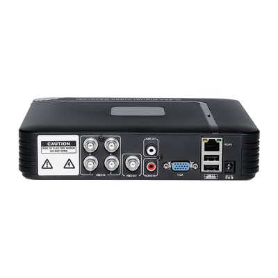 Dvr-videoregistratore TVCC HVR (DVR+NVR) in HD (8 in IP)