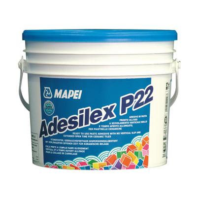 Colla in pasta Adesilex P22 MAPEI 5 kg bianco