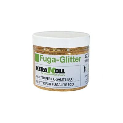 Stucco in polvere Fuga-Glitter Gold KERAKOLL 0.1 kg giallo