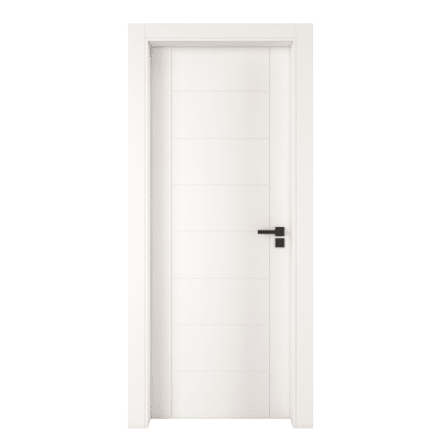 Porta a battente Chamberì bianco L 60 x H 210 cm sinistra