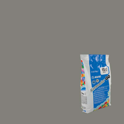 Stucco in polvere Keracolor GG MAPEI 25 kg grigio medio