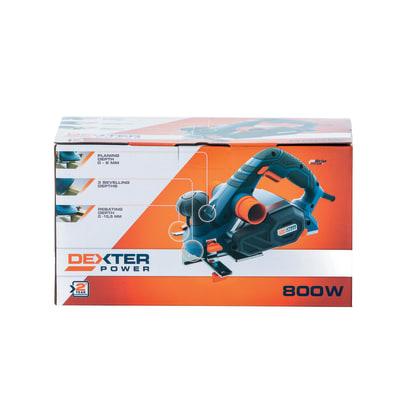 Pialla DEXTER POWER 800 W L 170 x P 340 x H 190 mm