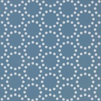 Piastrella Astuce L 19.7 x H 19.7 cm blu