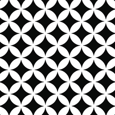 Piastrella Astuce L 20 x H 19.7 cm nero