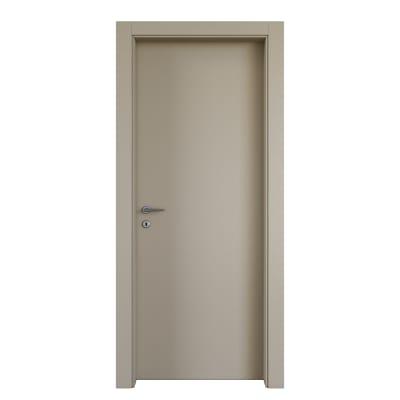 Porta a battente Cinder grigio L 70 x H 210 cm destra