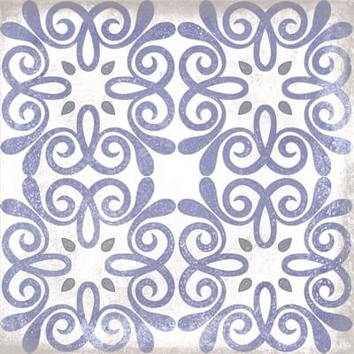 Piastrella Patine L 15 X H 15 Cm Blu Bianco Azzurro Prezzi