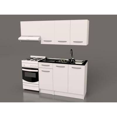 Cucina in kit spring bianco