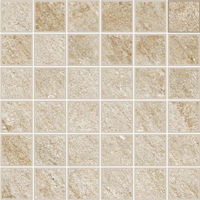 Mosaico Discovery Sunwood H 30 x L 30 cm beige
