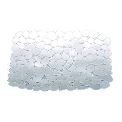 Tappeto per lavello plastica trasparente L 40 x H 0.2 cm