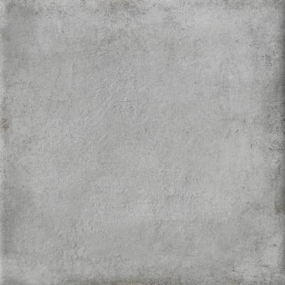 Piastrella Calvados H 20 x L 20 cm PEI 4/5 grigio