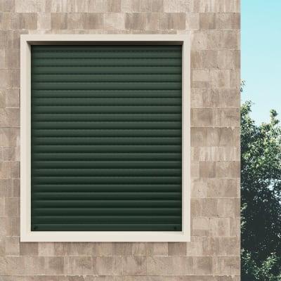 Kit tapparella in pvc PINTO verde Roma L 83 x  H 160 cm