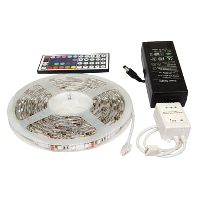 Striscia led Striscia LED 4m luce rgb 300LM IP65