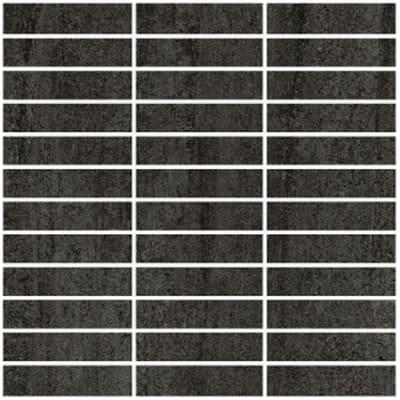 Piastrella Karin Nero H 30 x L 30 cm nero