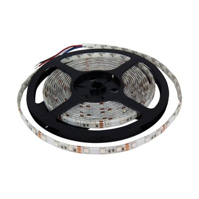 Striscia led Striscia LED 5m luce colore cangiante<multisep/>bianco 2250LM IP65