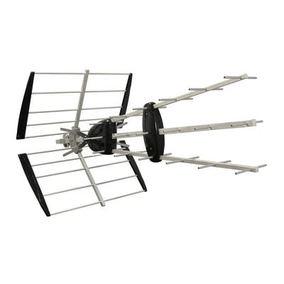 Antenna tv terrestre e satellitare EVOLOGY Evoout-2 UHF 23 elementi