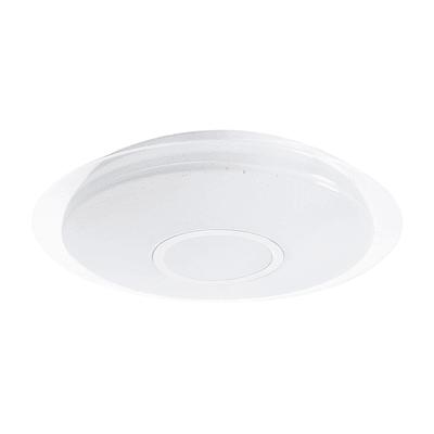 Plafoniera moderno Vizzini LED integrato bianco D. 40 cm INSPIRE