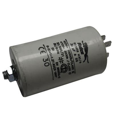 Condensatore elettrico RLCS53959 per lampada