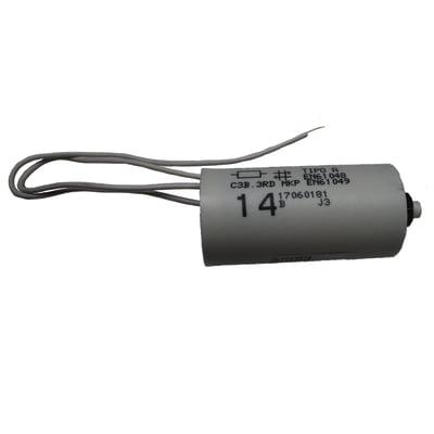 Condensatore elettrico RLCS53910 per motore