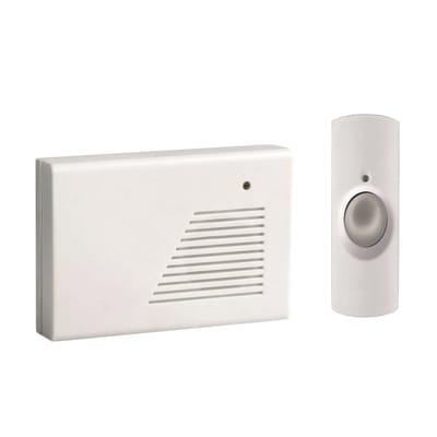 Campanello Senza Filo Systec 11935714 Bianco Prezzi E Offerte