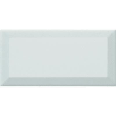 Piastrella Metro L 7.5 x H 15 cm bianco