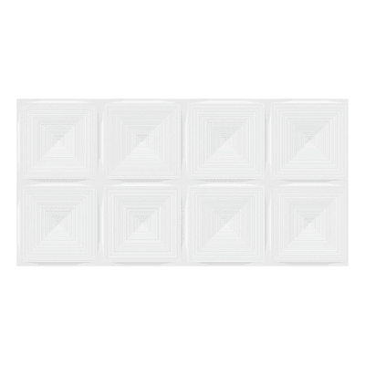 Piastrella Kolor L 60 x H 30 cm bianco