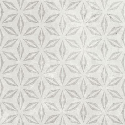 Piastrella Kaza Mix L 20 x H 20 cm grigio