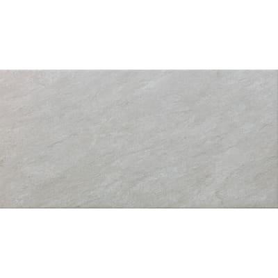 Piastrella Bernay H 60.4 x L 60.4 cm PEI 4/5 argento